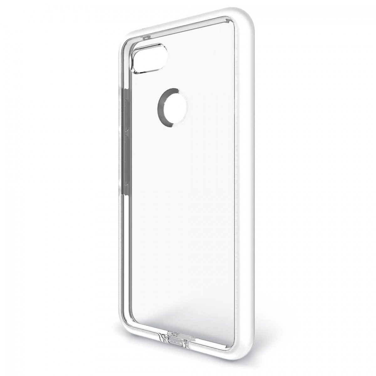 Wholesale cell phone accessory BodyGuardz - Ace Pro Case for Google Pixel 3 XL - Clear and