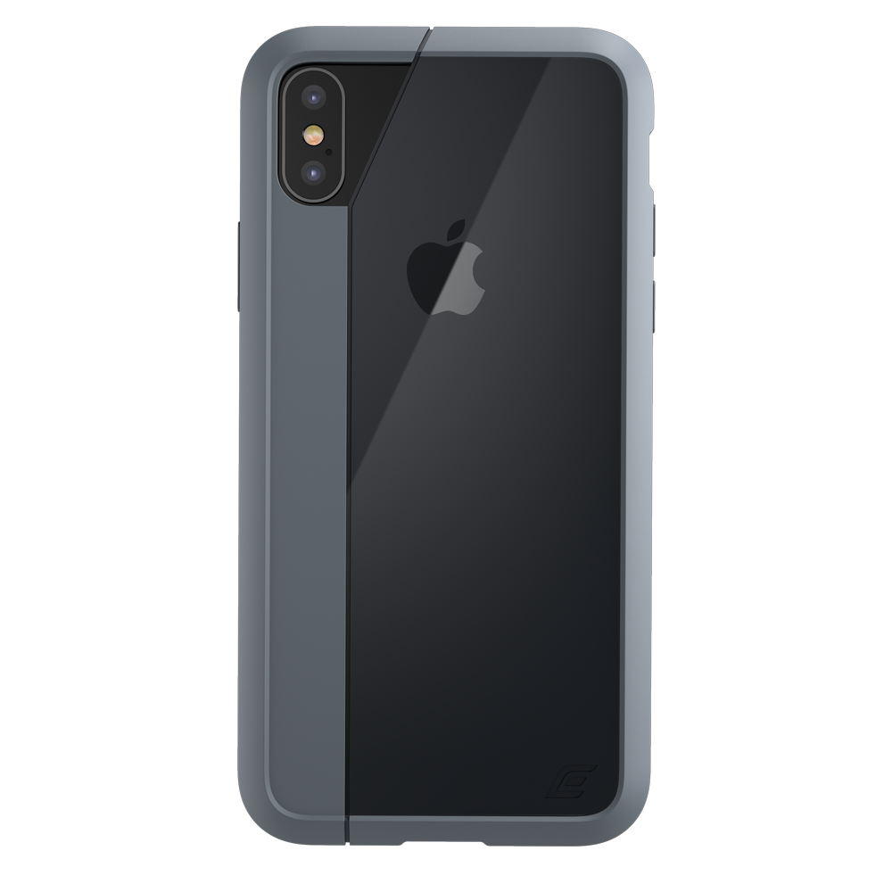 Element Case - Illusion Case for Apple iPhone Xs Max - Gray