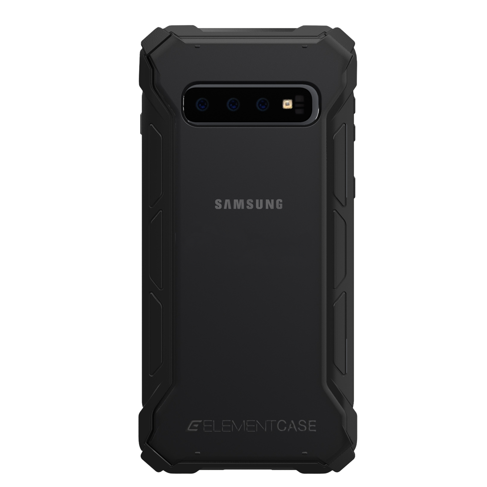 Wholesale cell phone accessory Element Case - Rally Case for Samsung Galaxy S10 - Black