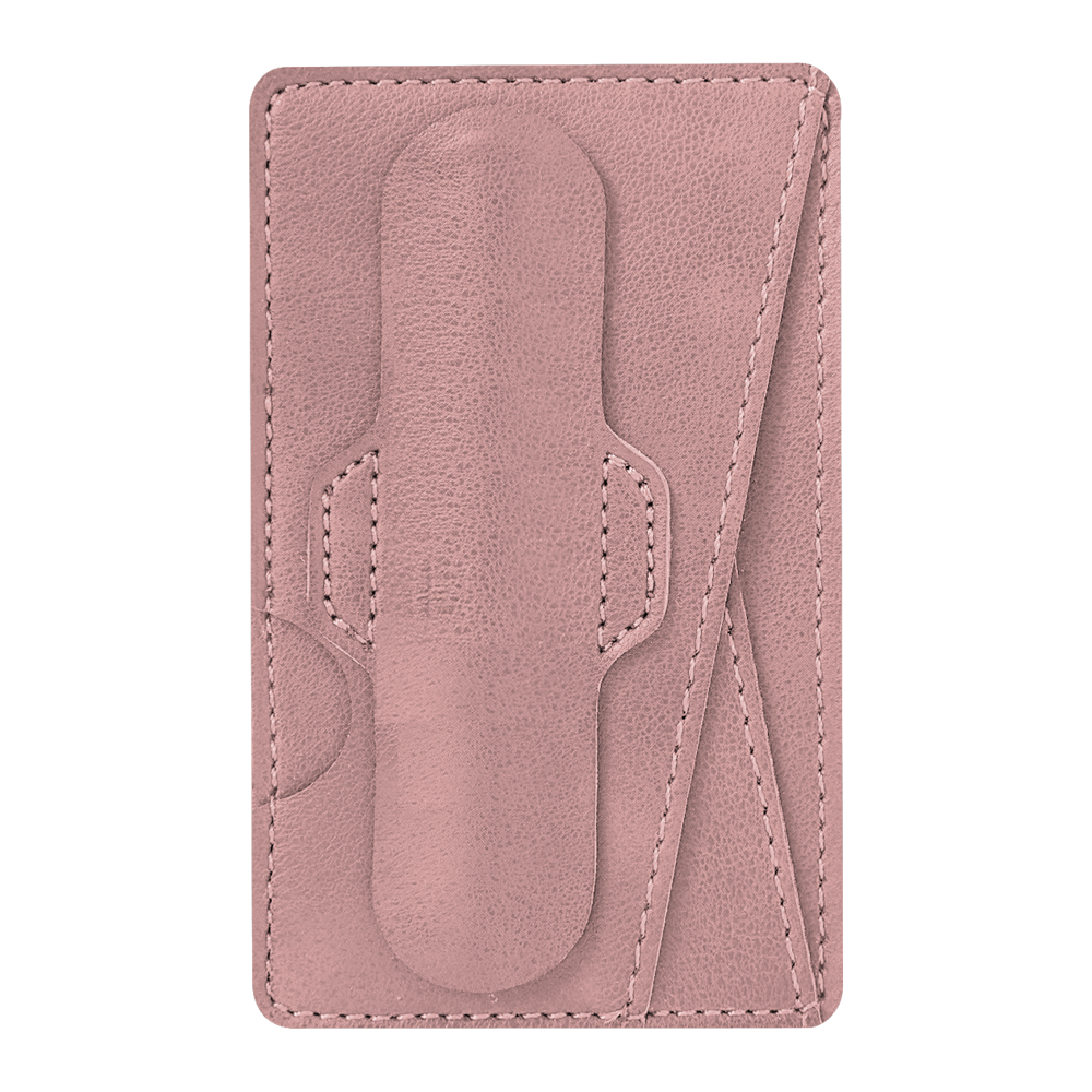 Wholesale cell phone accessory Z-Line - Pop! Walletz Card Holder - Pink