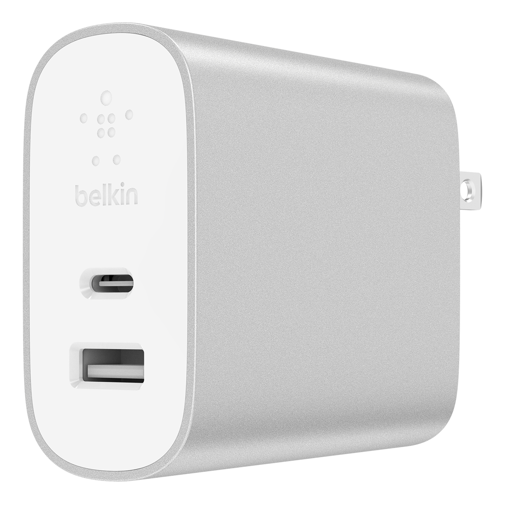 Wholesale cell phone accessory Belkin - Power Delivery Home Charger 27W  /  12W for Type C