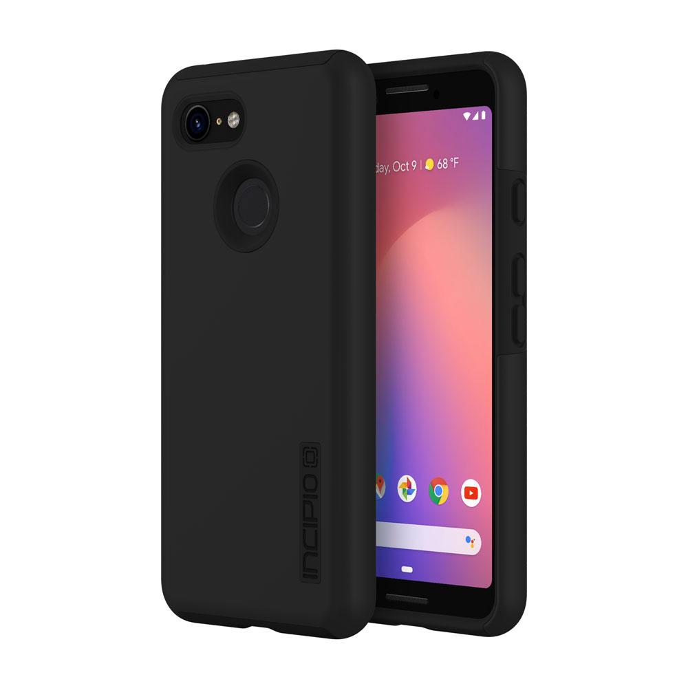 Wholesale cell phone accessory Incipio - DualPro Case for Google Pixel 3 - Black