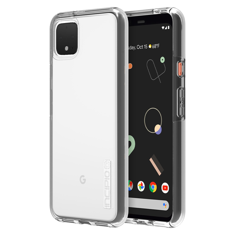 Wholesale cell phone accessory Incipio - DualPro Case for Google Pixel 4 XL - Clear