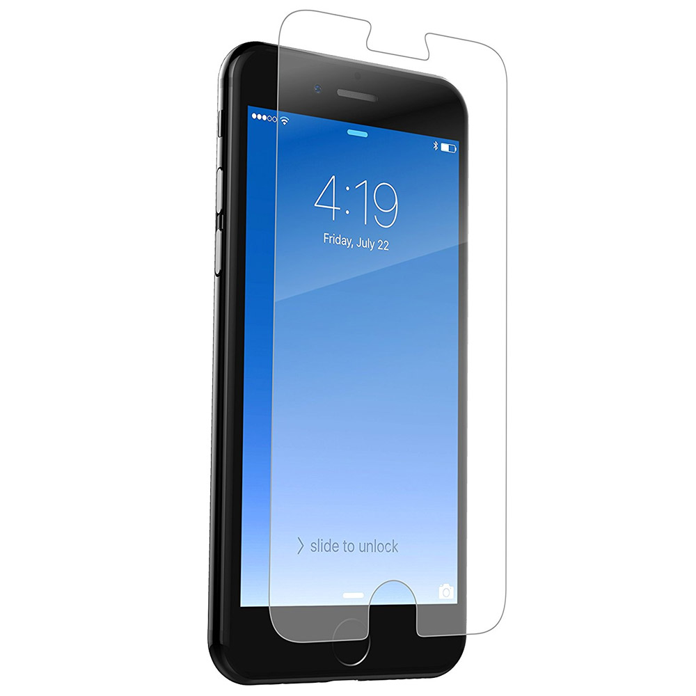 Maximum Clarity + Ultra Smooth Protection InvisibleShield Glass for Apple iPhone 6 InvisibleShield Glass is the next evolution in premium screen protection.