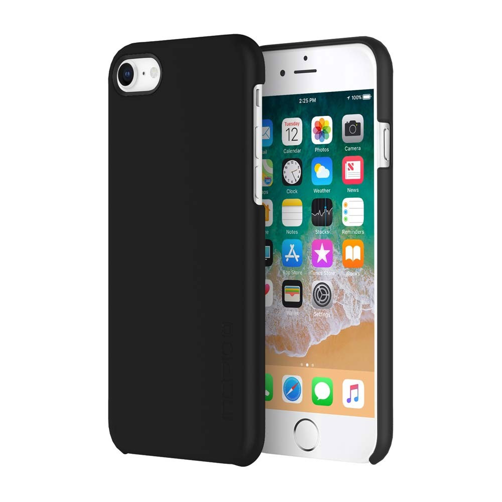 Wholesale cell phone accessory Incipio - Feather Case for Apple iPhone 8  /  7 - Black