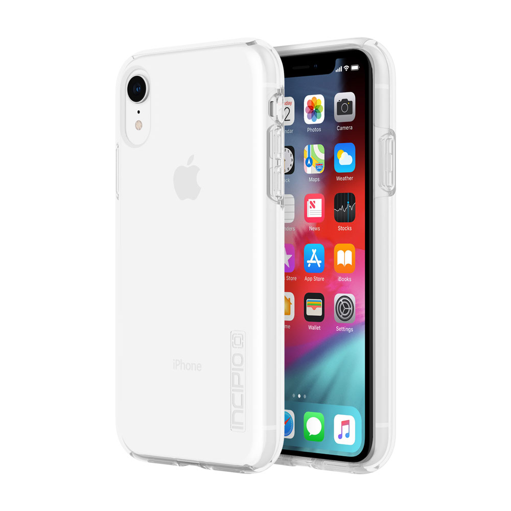 Wholesale cell phone accessory Incipio - DualPro Case for Apple iPhone XR - Clear