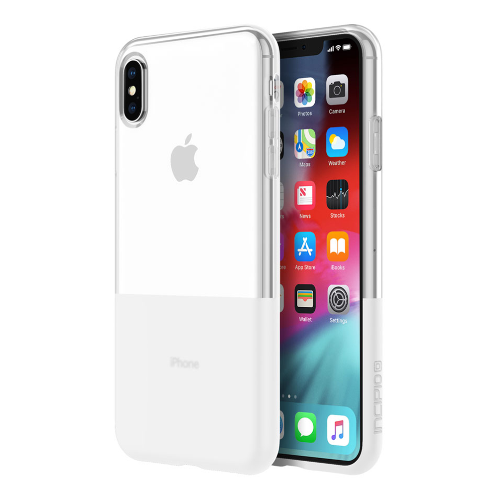 Incipio - NGP Case for Apple iPhone Xs Max - Clear