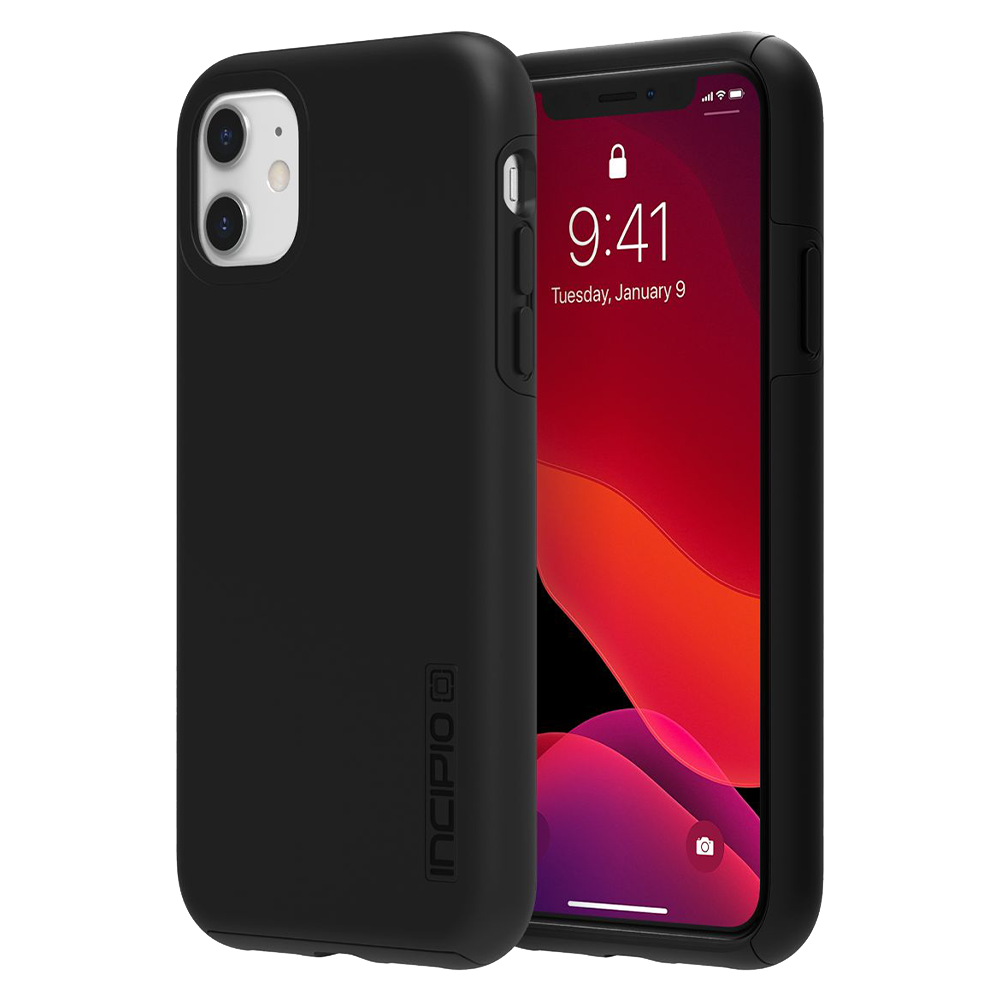 Wholesale cell phone accessory Incipio - DualPro Case for Apple iPhone 11 - Black