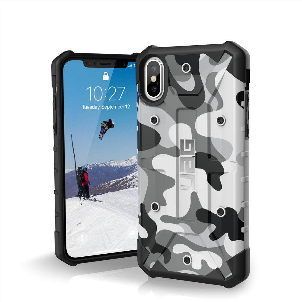 Wholesale cell phone accessory Urban Armor Gear (UAG) - Pathfinder Case for Apple iPhone Xs