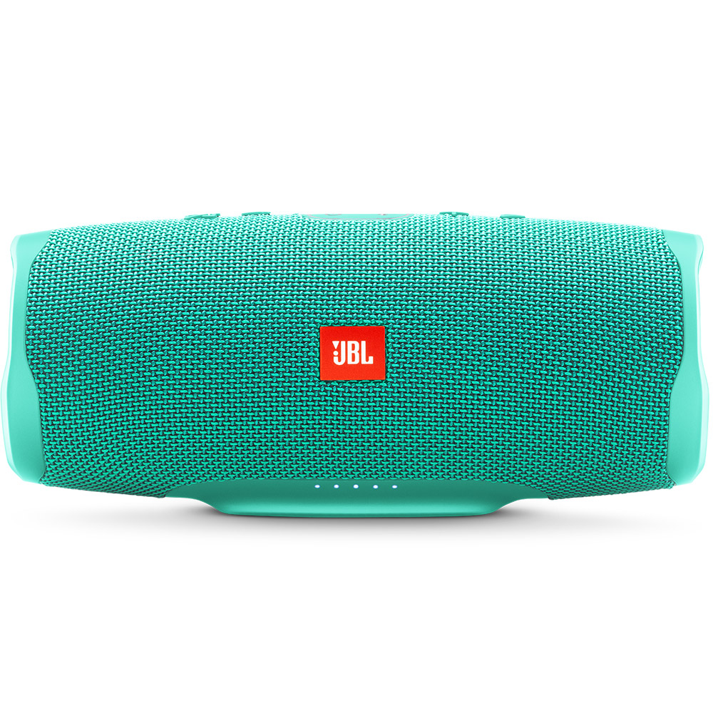Wholesale cell phone accessory JBL - Charge 4 Waterproof Bluetooth Speaker - Teal