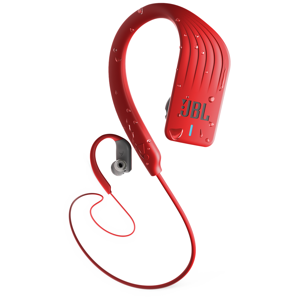 Wholesale cell phone accessory JBL - Endurance Sprint Waterproof In Ear Bluetooth Headphones