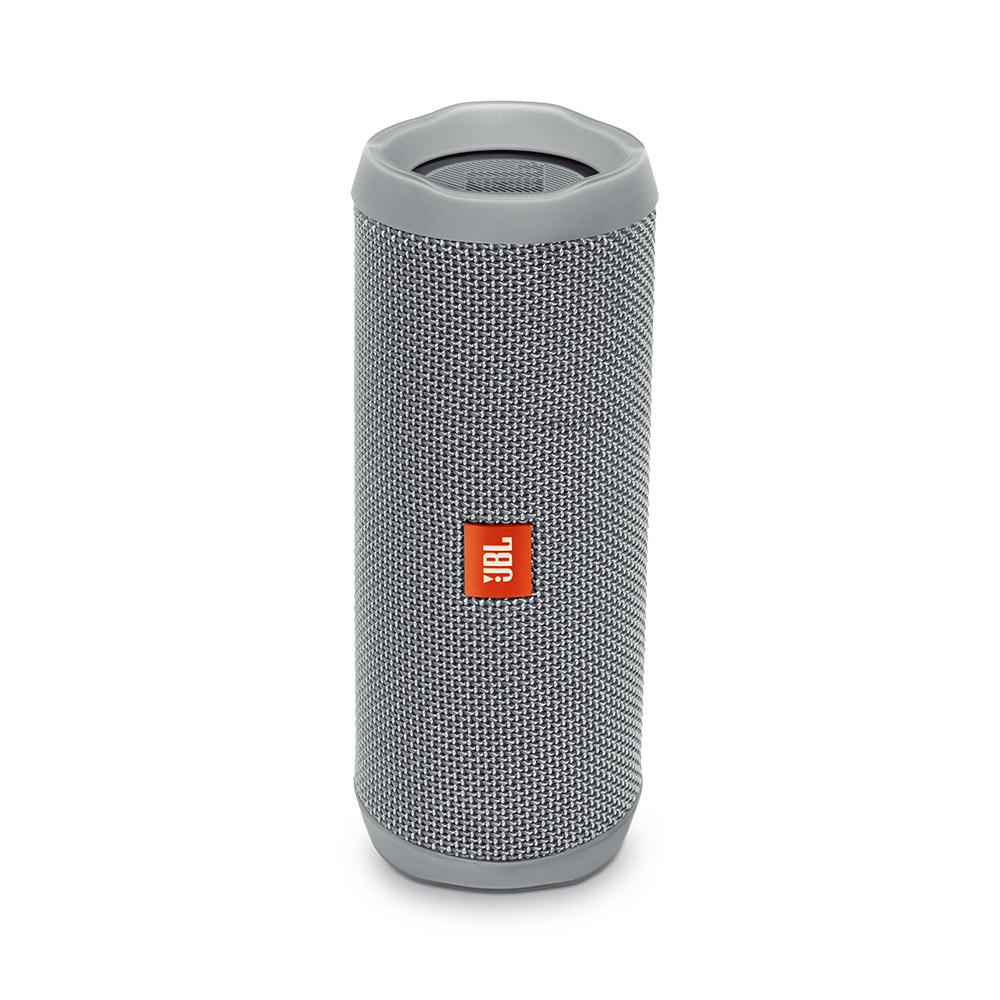 Wholesale cell phone accessory JBL - Flip 4 Waterproof Bluetooth Speaker - Gray