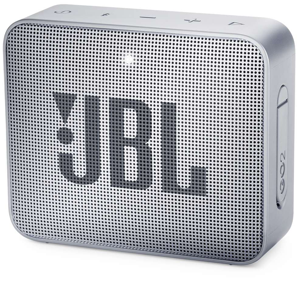 Wholesale cell phone accessory JBL - Go 2 Waterproof Bluetooth Speaker - Gray