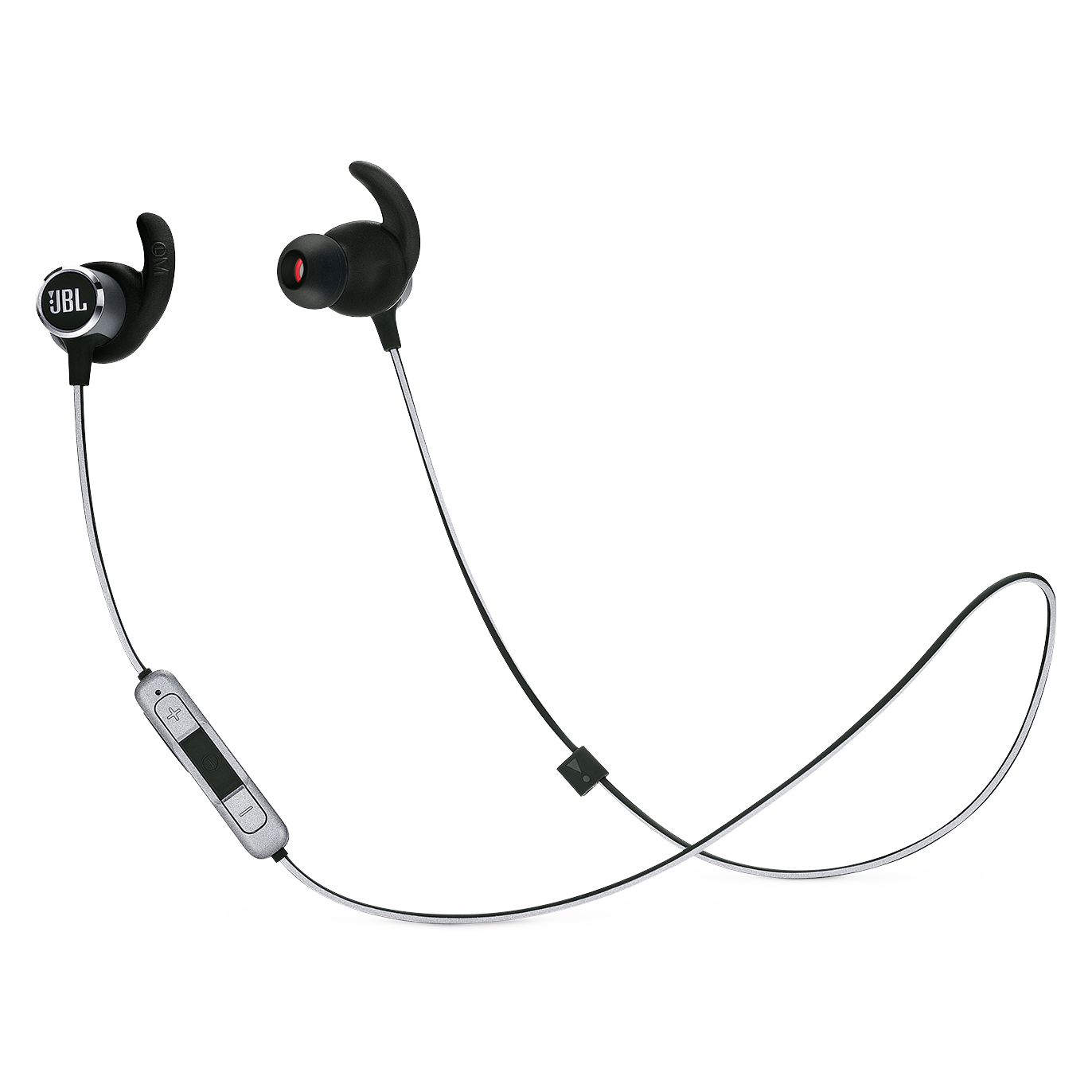 Wholesale cell phone accessory JBL - Reflect Mini 2 In Ear Bluetooth Headphones - Black