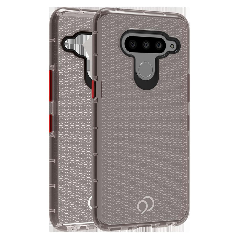 Wholesale cell phone accessory Nimbus9 - Phantom 2 Case for LG V50 ThinQ - Carbon