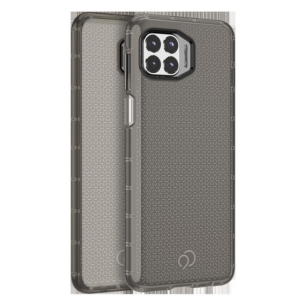Wholesale cell phone accessory Nimbus9 - Phantom 2 Case for Motorola One 5G - Carbon