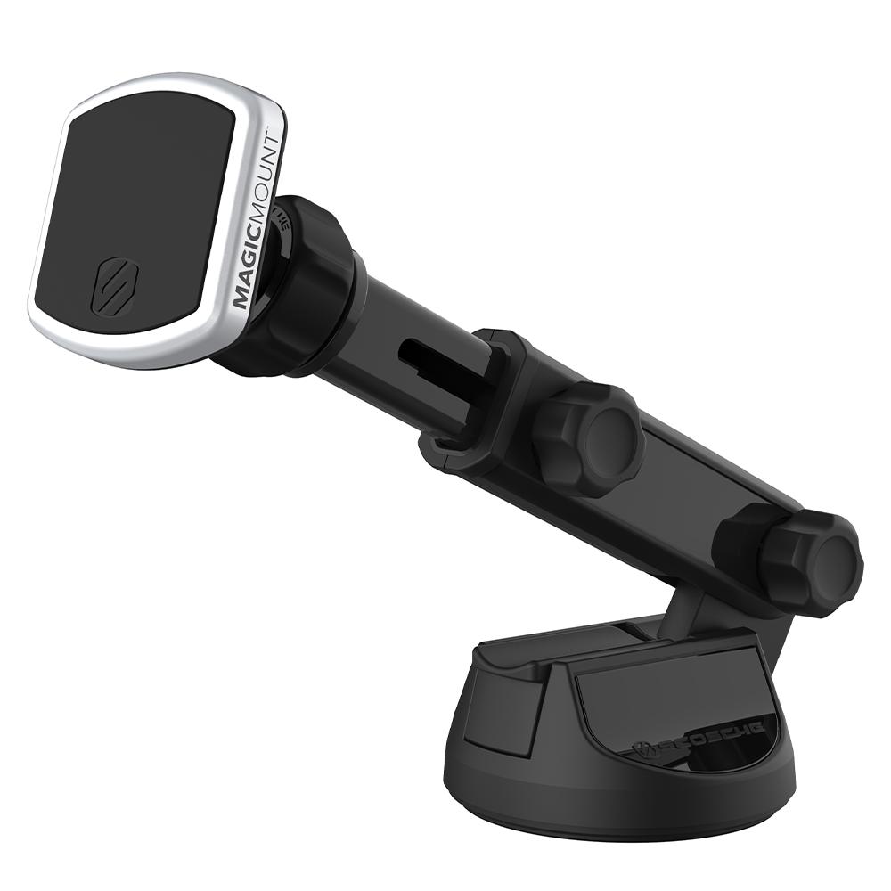 Wholesale cell phone accessory Scosche - MagicMount Pro Extendo Dash  /  Window Mount - Black
