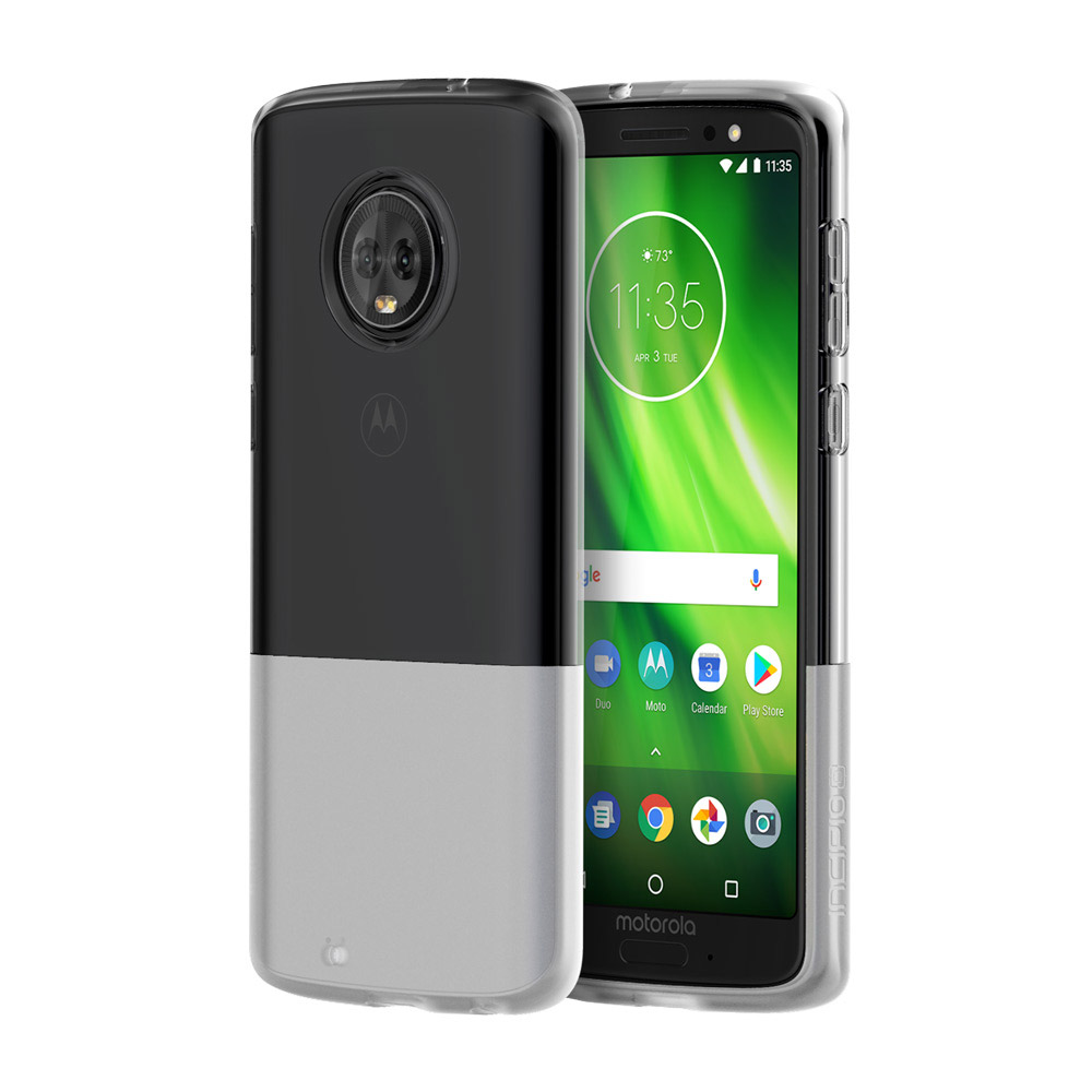 Wholesale cell phone accessory Incipio - NGP Case for Motorola Moto G6 - Clear