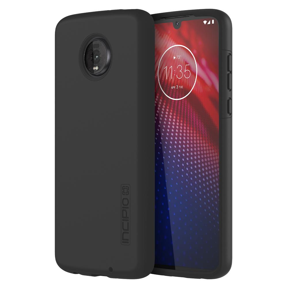 Wholesale cell phone accessory Incipio - DualPro Case for Motorola Moto Z4 - Black