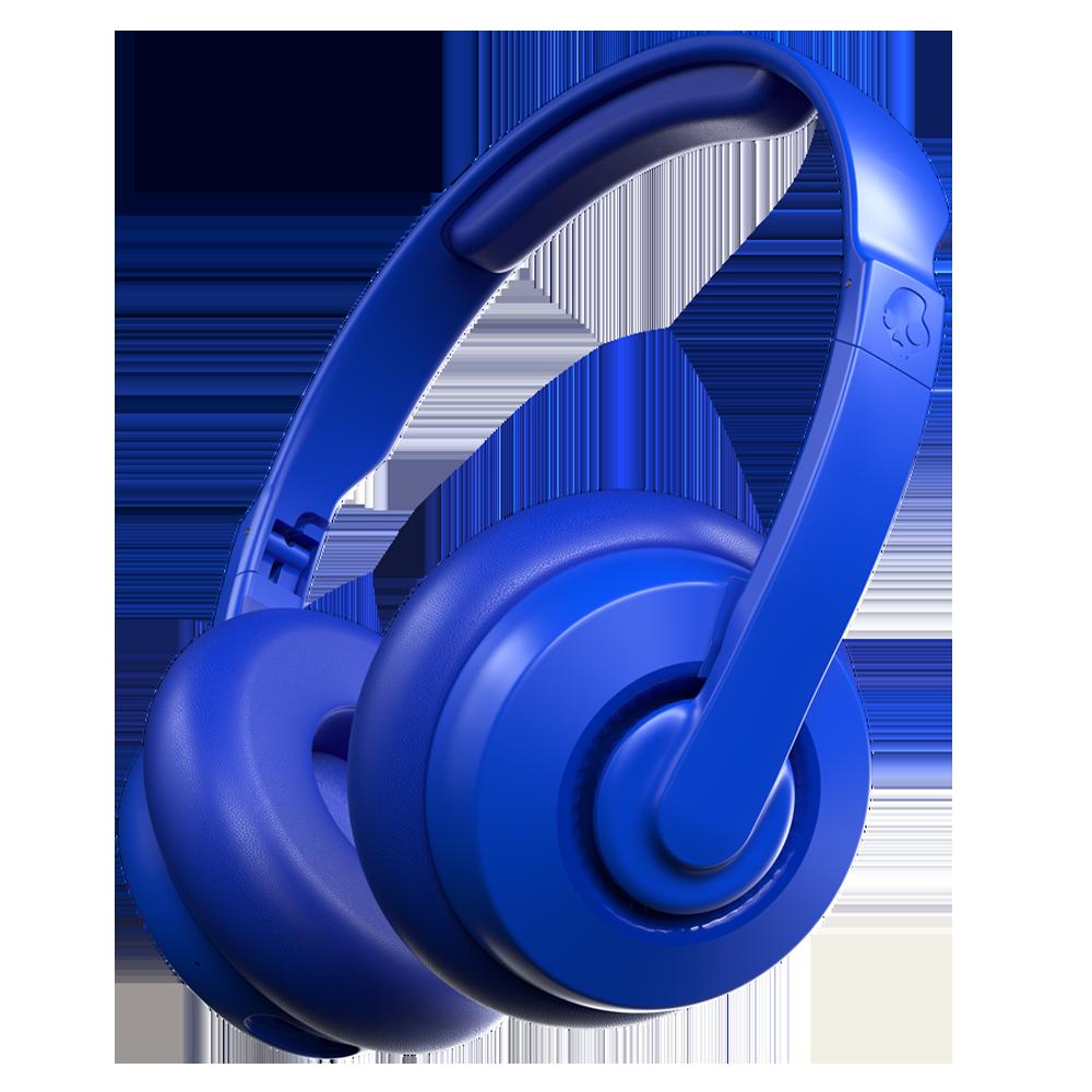 Skullcandy - Cassette Wireless On Ear Headphones - Cobalt Blue