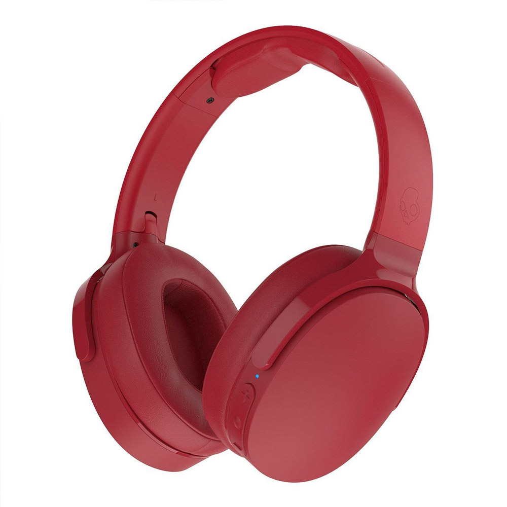 Wholesale cell phone accessory Skullcandy - Hesh 3 Over Ear Bluetooth Headphones - Red