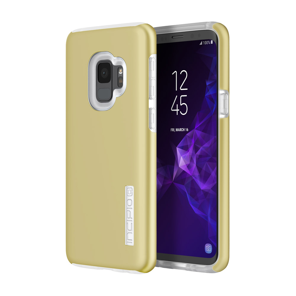 Wholesale cell phone accessory Incipio - DualPro Case for Samsung Galaxy S9 - Iridescent Rusted