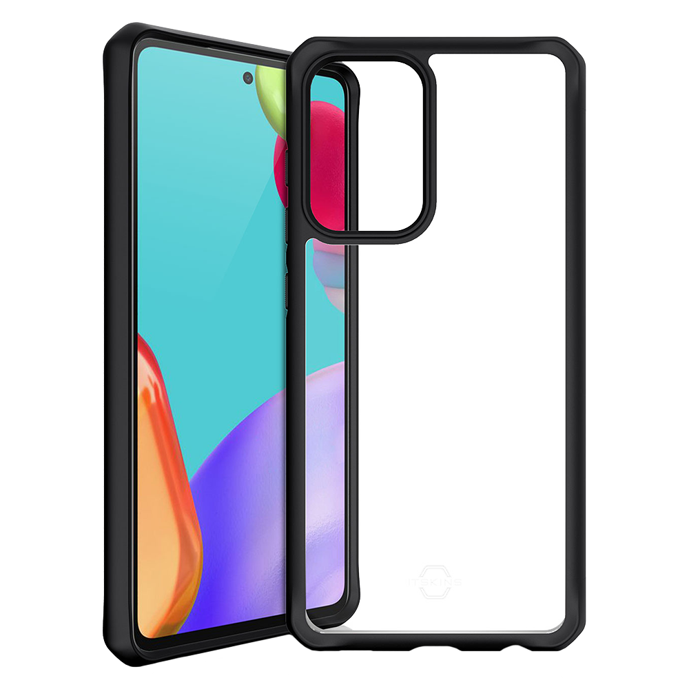 Wholesale cell phone accessory ITSKINS - Hybrid Solid Case for Samsung Galaxy A52  /  A52 5G