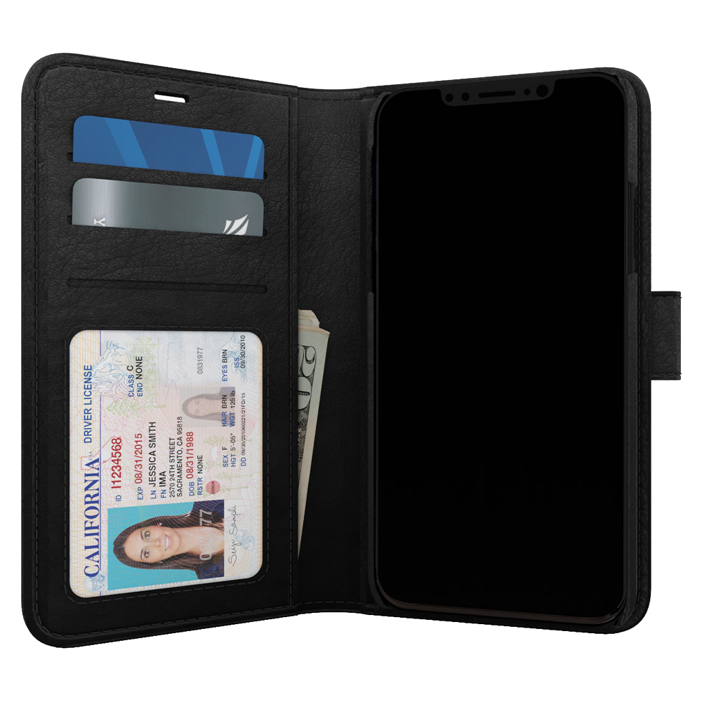 wholesale cellphone accessories SKECH WALLET FOLIO CASES
