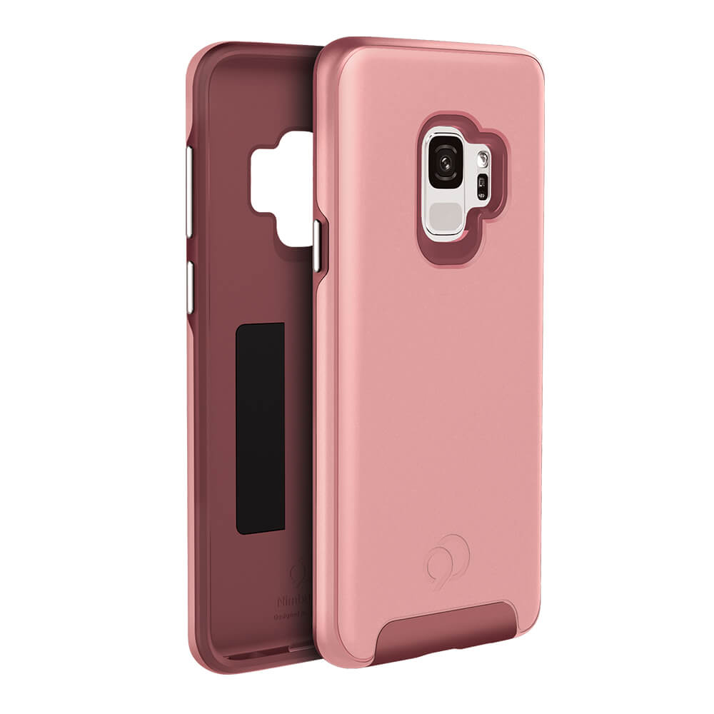 Wholesale cell phone accessory Nimbus9 - Cirrus 2 Case for Samsung Galaxy S9 - Rose Gold
