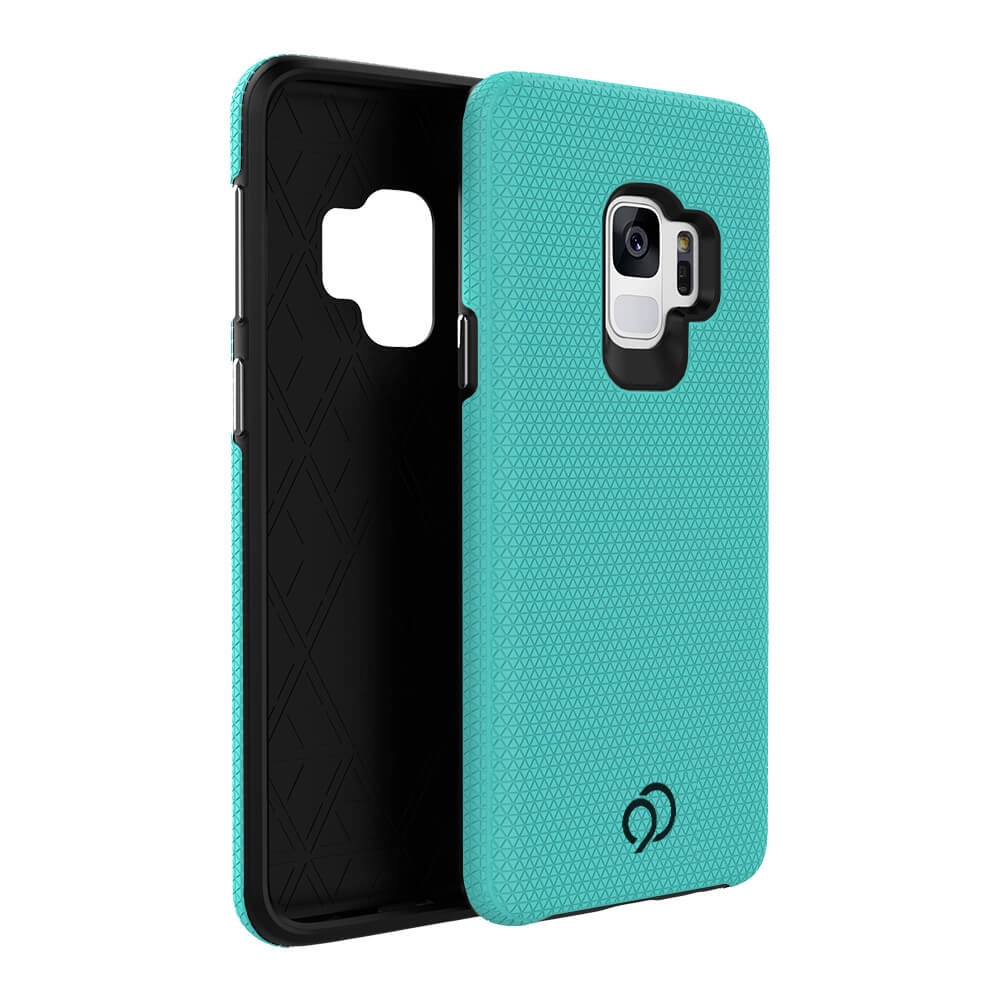 Wholesale cell phone accessory Nimbus9 - Latitude Case for Samsung Galaxy S9 - Teal