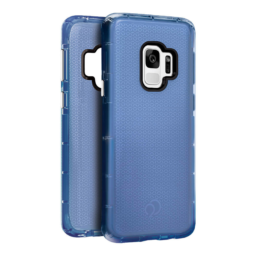 Wholesale cell phone accessory Nimbus9 - Phantom 2 Case for Samsung Galaxy S9 - Deep Blue