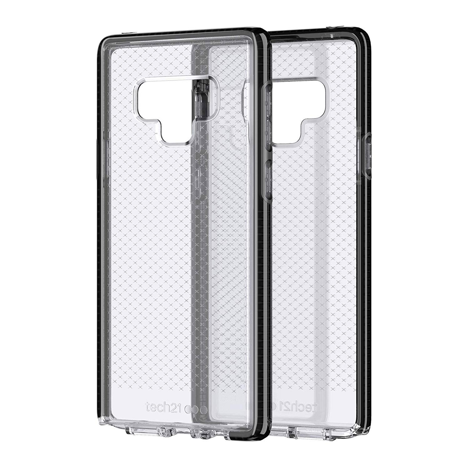 online store a5672 ca9cf Wholesale Tech21 - Evo Check Case For Samsung Galaxy Note 9 - Smokey ...